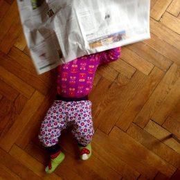 Zum heulen – ein Morgen mit Kleinkind
