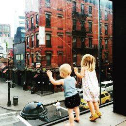 SEX AND THE CITY Feeling – geht das auch mit zwei Kindern? Teil I