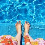 Mütter Pissnelkenalarm im Schwimmbad – Freibadbesuch mit Kindern