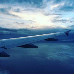Erste Flugreise mit Baby – hätten wir fast verpasst