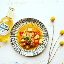 Sonne bitte! – afrikanische Küche mit Huhn, Süßkartoffel & Erdnuss