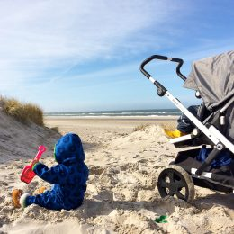 Inspired by Nature – mit dem Britax Go Next unterwegs