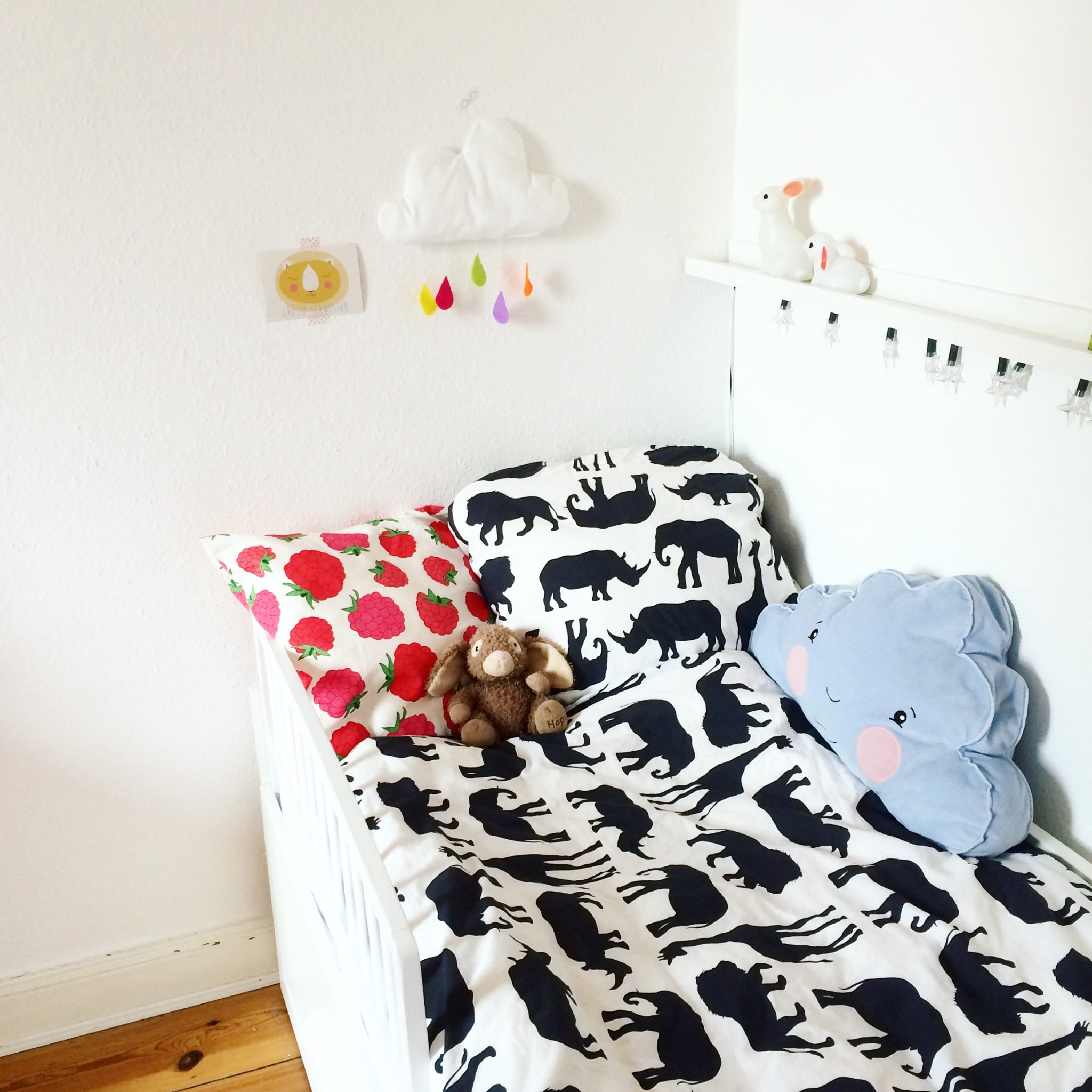 Oh ha Baby- und Kinderzimmer in einem einrichten plus Giveaway ...