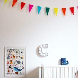 Oh ha Baby- und Kinderzimmer in einem einrichten plus Giveaway