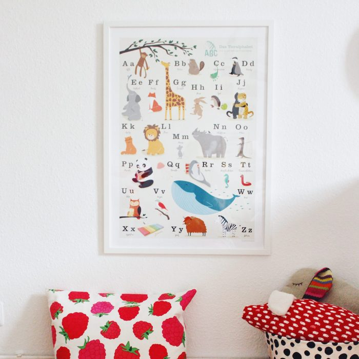Kinderzimmer Poster | Schone Ideen Fur Baby Und Kinderzimmer Dekoration Plus Giveaway