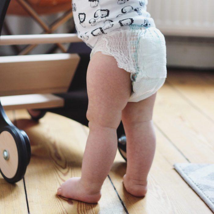 Höschenwindel für Babys