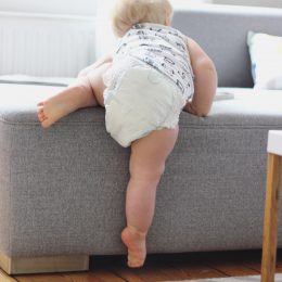 Die Pampers Baby-Dry Pants im Test