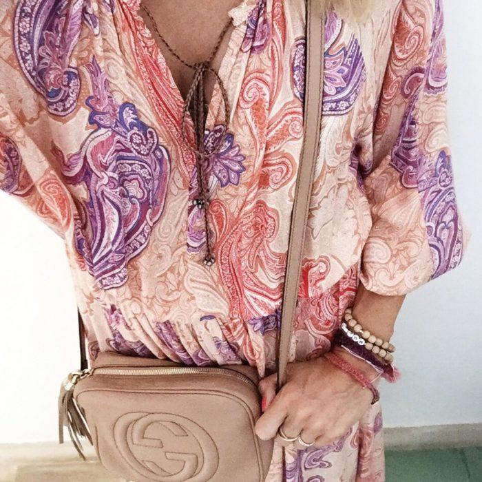Tunika und Tasche