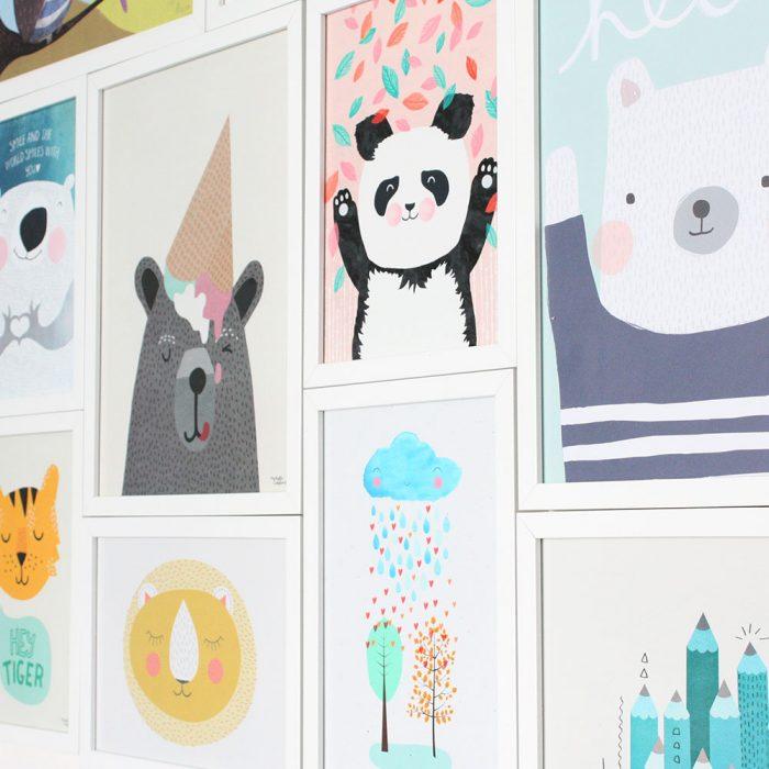 bilder kinderzimmer, wie richte ich unser kinderzimmer richtig ein? tipps & tricks, Design ideen