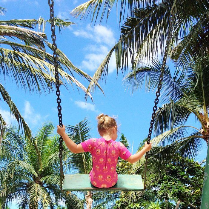Elternzeit auf Bali