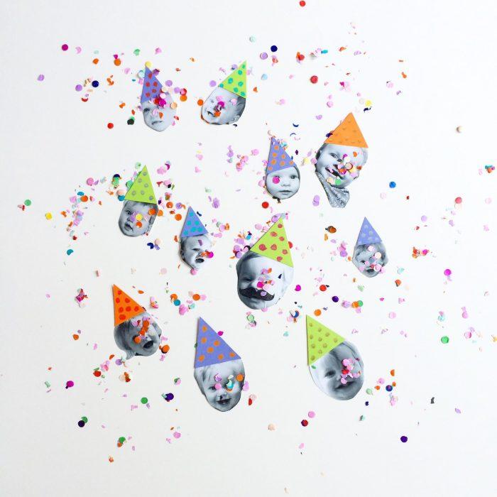 Kindergeburtstag Geburtstagsdeko für den ersten Geburtstag
