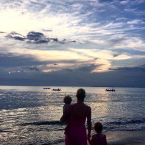 Dem Himmel so nah – unsere Elternzeit mit Baby und Kleinkind auf Bali