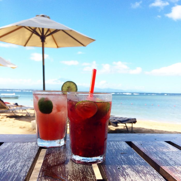 sanur beach holiday