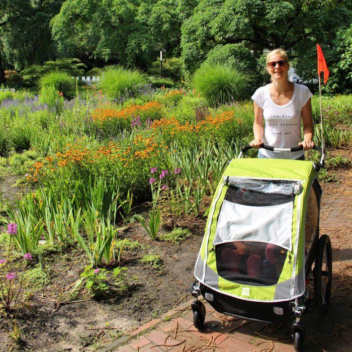 Burley stroller kit KInderwagen