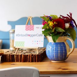 Das Britax Blogger Cafe in Hamburg