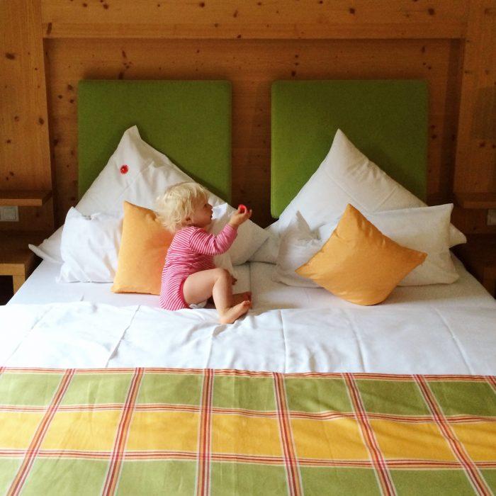hotel marten oesterreich baby