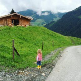 Ferien in Österreich – unsere Kinder stürmen das Familienhotel Marten