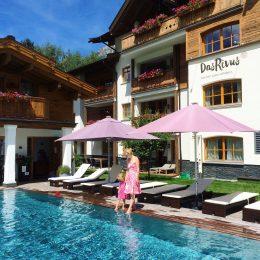 Apartment geht auch bequem – das Rivus in Österreich mit Kindern