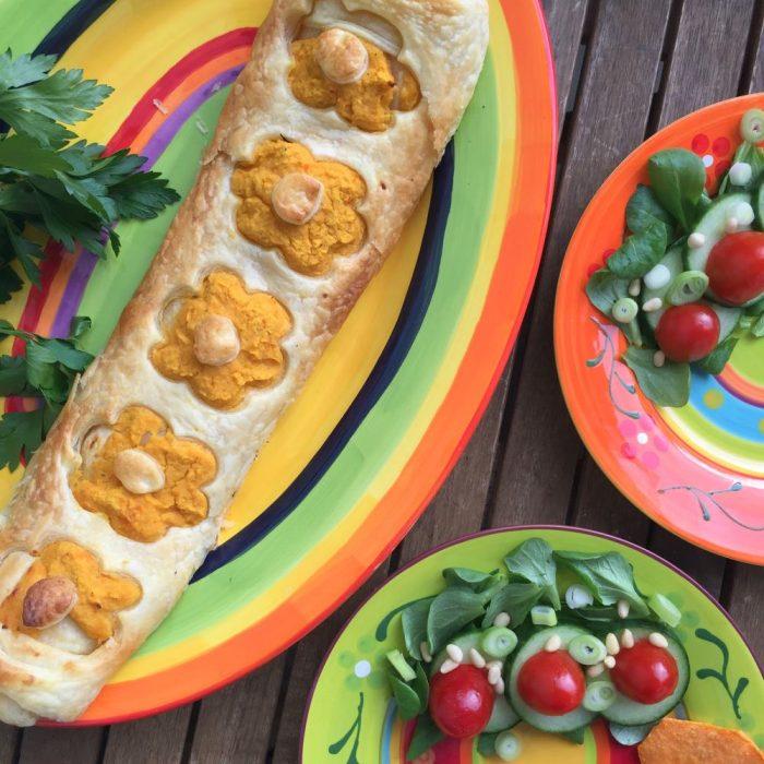 Suesskartoffel-Falafel-Strudel (2)