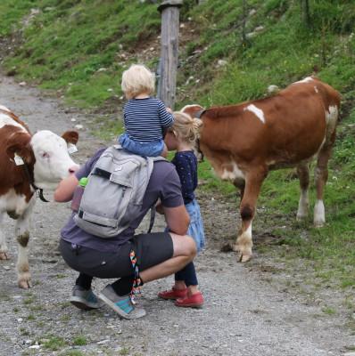 wander mit kindern