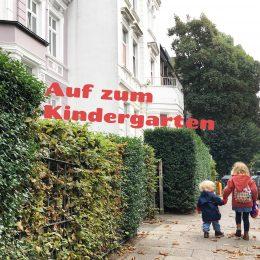 Was brauche ich alles für einen guten Kindergartenstart?