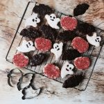 Halloween Plätzchen Rezept mit Schoki in your face Garantie