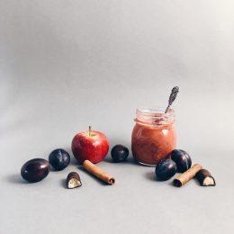 Pflaume-Apfel-Marzipan und ein bissel Liebe – Marmeladenrezept