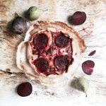 Rote Bete & Birne – beste Quiche-Freunde