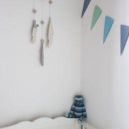 Ein Kinderzimmer, zwei Bereiche – ja, das geht!