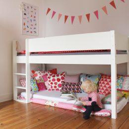 Was ist das richtige Alter für ein Hochbett? Unser neues Kinderzimmer