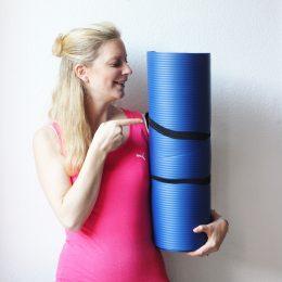 Was für mich machen – ich starte ein Fitnessprogramm mit Gymondo!