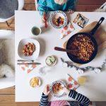 Was kommt auf den Tisch? Unser Wochenplan und Kindheitserinnerungen