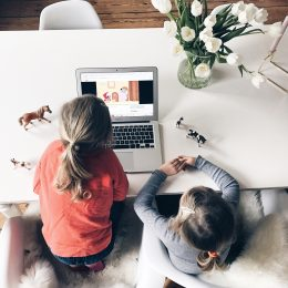 Kinder und digitale Medien – ab wann, wieviel und wie ist es sicher?