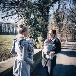 Eine Trage von Anfang an – die Ergobaby Adapt & Verlosung