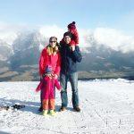 Die ersten Winterferien mit unseren ganz Kleinen im Hotel Kaiser