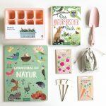 Hallo Frühling - Schönes für Kinder, kleine Gärtner und Naturforscher