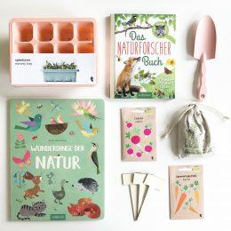 Hallo Frühling – Schönes für Kinder, kleine Gärtner und Naturforscher