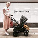 Unterwegs mit dem Kinderwagen Britax Go Big & Verlosung