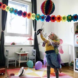 Einfach mal 'ne Party schmeißen und super Kinder-Musik
