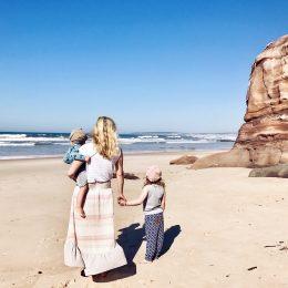Urlaub mal ohne Papa – mit den Kids allein in Portugal