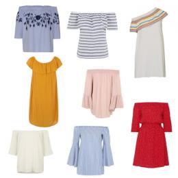 Summer Style Offshoulder – ein paar Inspirationen für euch
