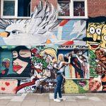 Kunst mit Kind - ein Hamburger Streetart Walk für Familien
