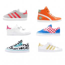 Kids Sneaker Favoriten für unter 50 Euro
