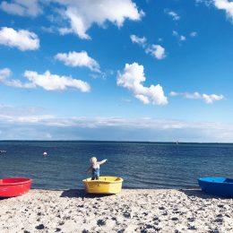 Das Zeug für Kindheitserinnerungen – Sommerferien im Hotel Strandkind