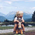 Mit Kindern in den Bergen - Tipps fürs Großarltal