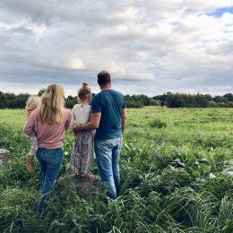Tschüss City, hallo Häuschen – ein neues Zuhause für die Familie
