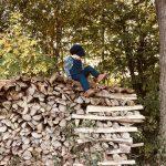 Ein Kindergarten wie Bullerbü und robuste Kita Garderobe für Herbst & Winter