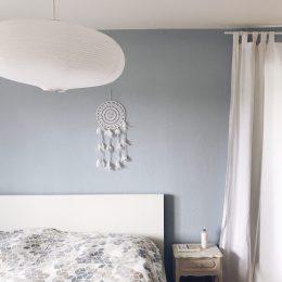 Unser neues Schlafzimmer – gemütlich nordisch und klar