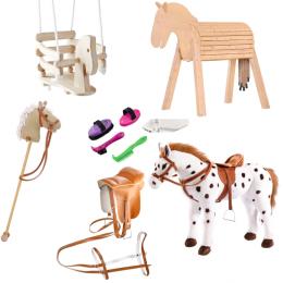 Ich wünsch' mir ein Pony – richtig tolle Geschenke für kleine Pferdefreunde