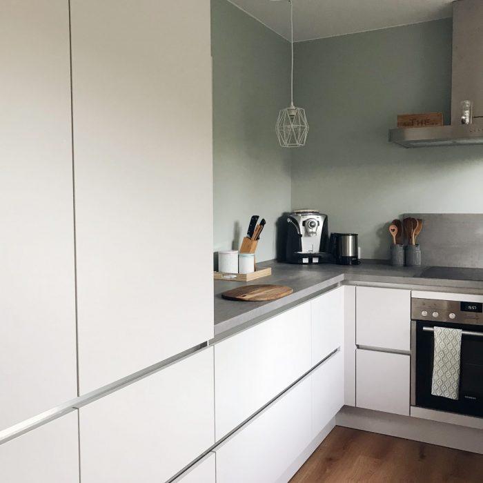 Ein erster Blick in unsere neue Küche - und Tipps für die Planung ...